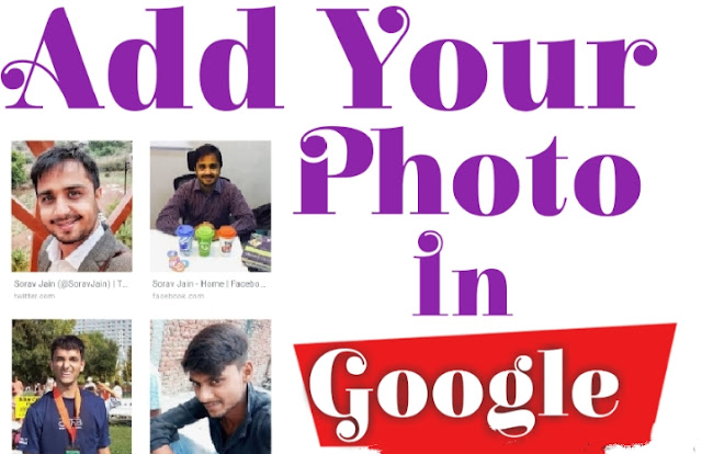Submit own Images on Google