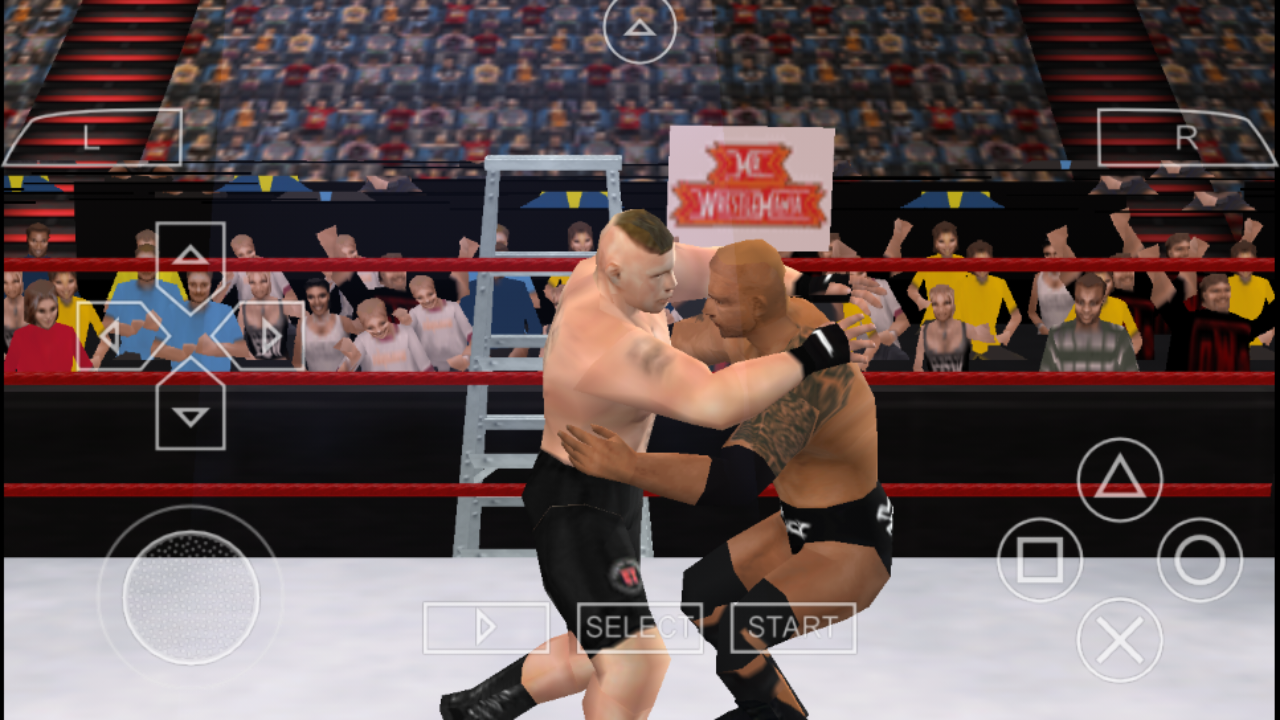 wwe 2k17 download ppsspp