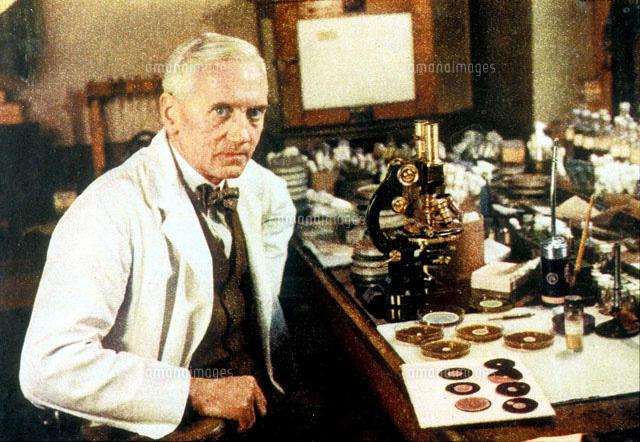 2月12日今日は【ペニシリン-Penicillin-】記念日