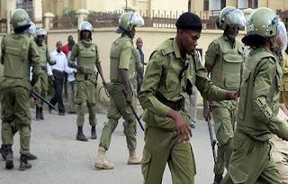 Tanzanian Police