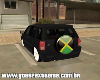 Ford EcoSport 2011 Edit para grand theft auto