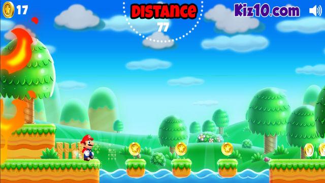 Super Mario Run Online - Image du Jeu
