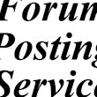 The Role of Forums in Optimization