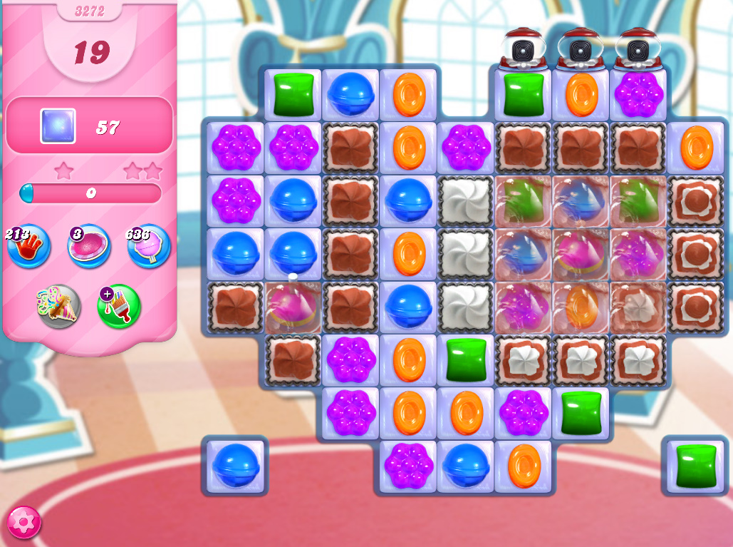 Candy Crush Saga level 3272