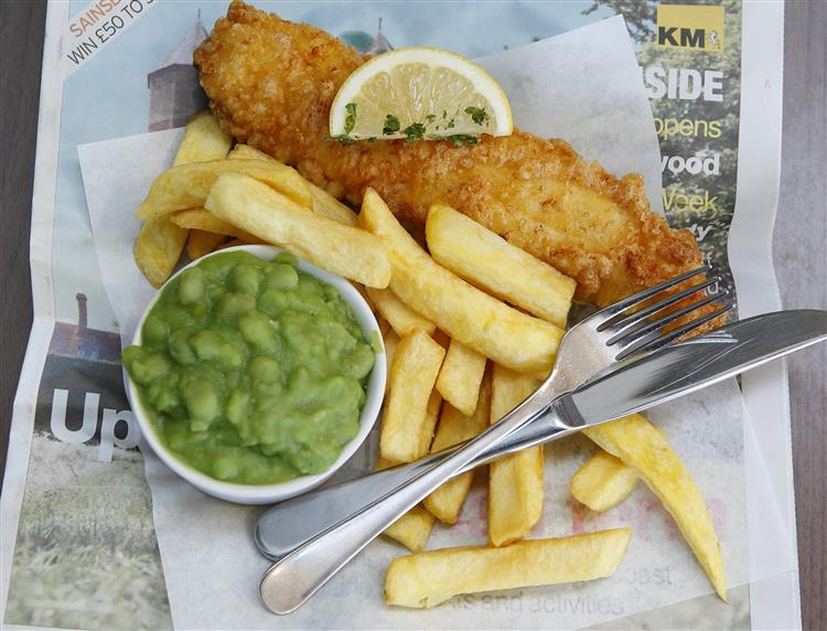 It's National Fish and Chips Day Today!