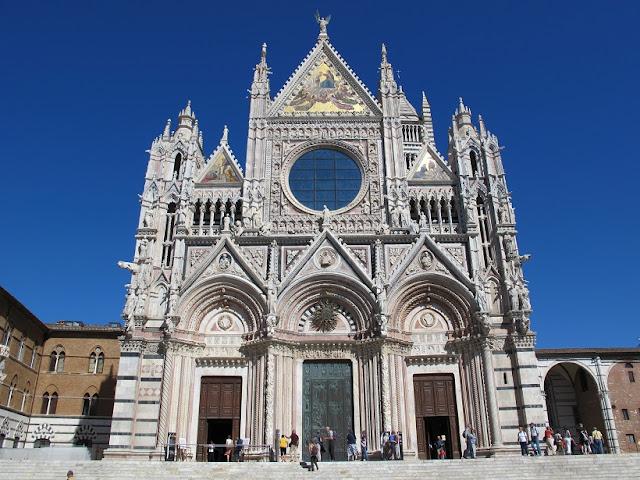 O que fazer na Catedral de Siena
