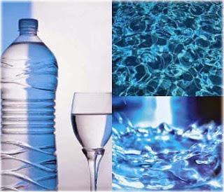 اسماء انواع المياه بالانجليزى