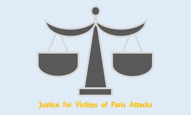 Justice for Paris attacks