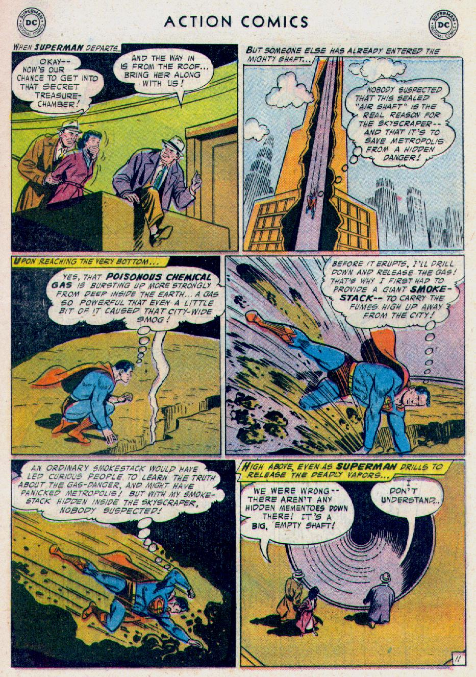 Read online Action Comics (1938) comic -  Issue #228 - 13