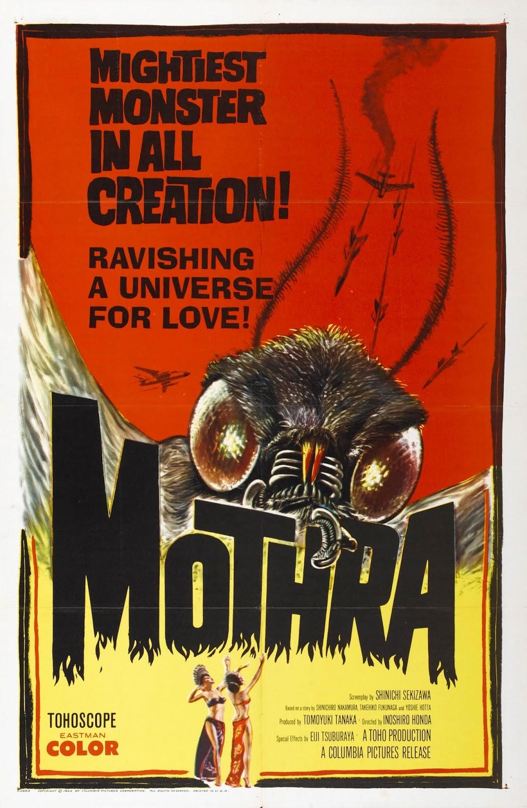 Mosura (1961) tainies seires online - WWW.OIPEIRATES.ONLINE