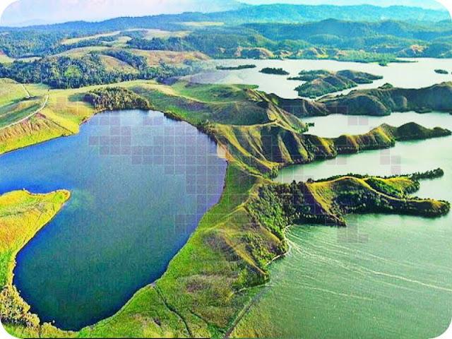 Danau Sentani dan Danau Love Bersiap Jelang PON 2020