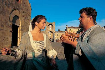 Monteriggioni Medioevo