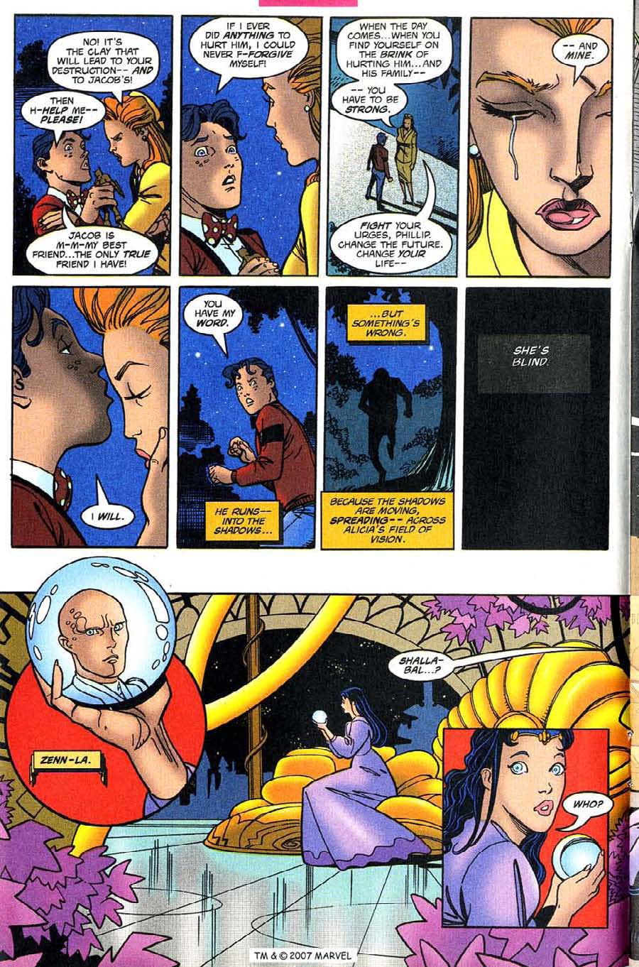 Read online Silver Surfer (1987) comic -  Issue #131 - 16