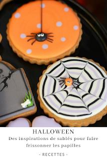 recettes et decorations de sables d'halloween blog unjourmonprinceviendra26.com