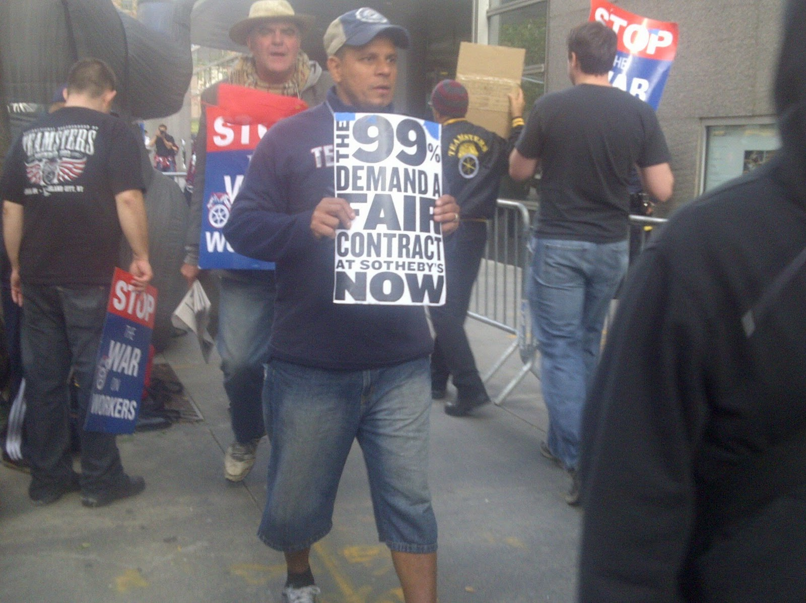 Teamsters Local 61 -