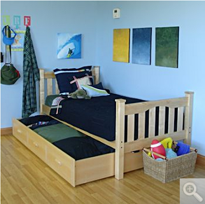 Pottery Barn Kids Kendall Trundle Bed Decor Look Alikes
