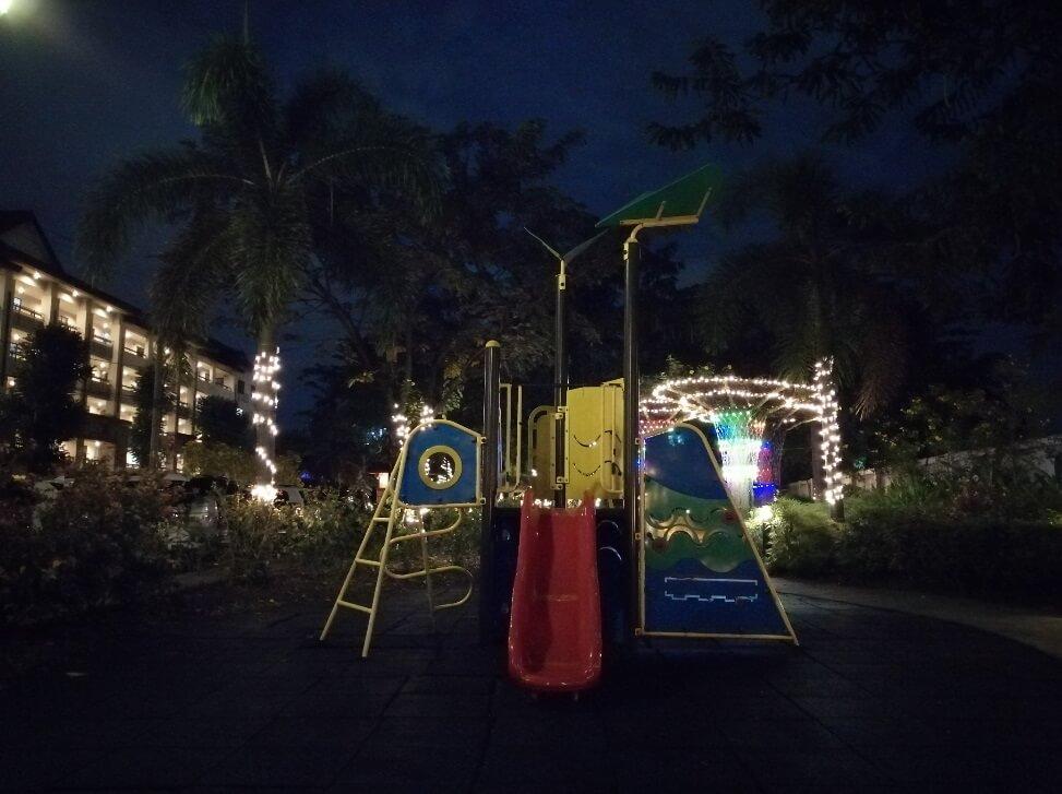 Huawei Y9 2019 Main Camera Sample - Night, Playground - Auto