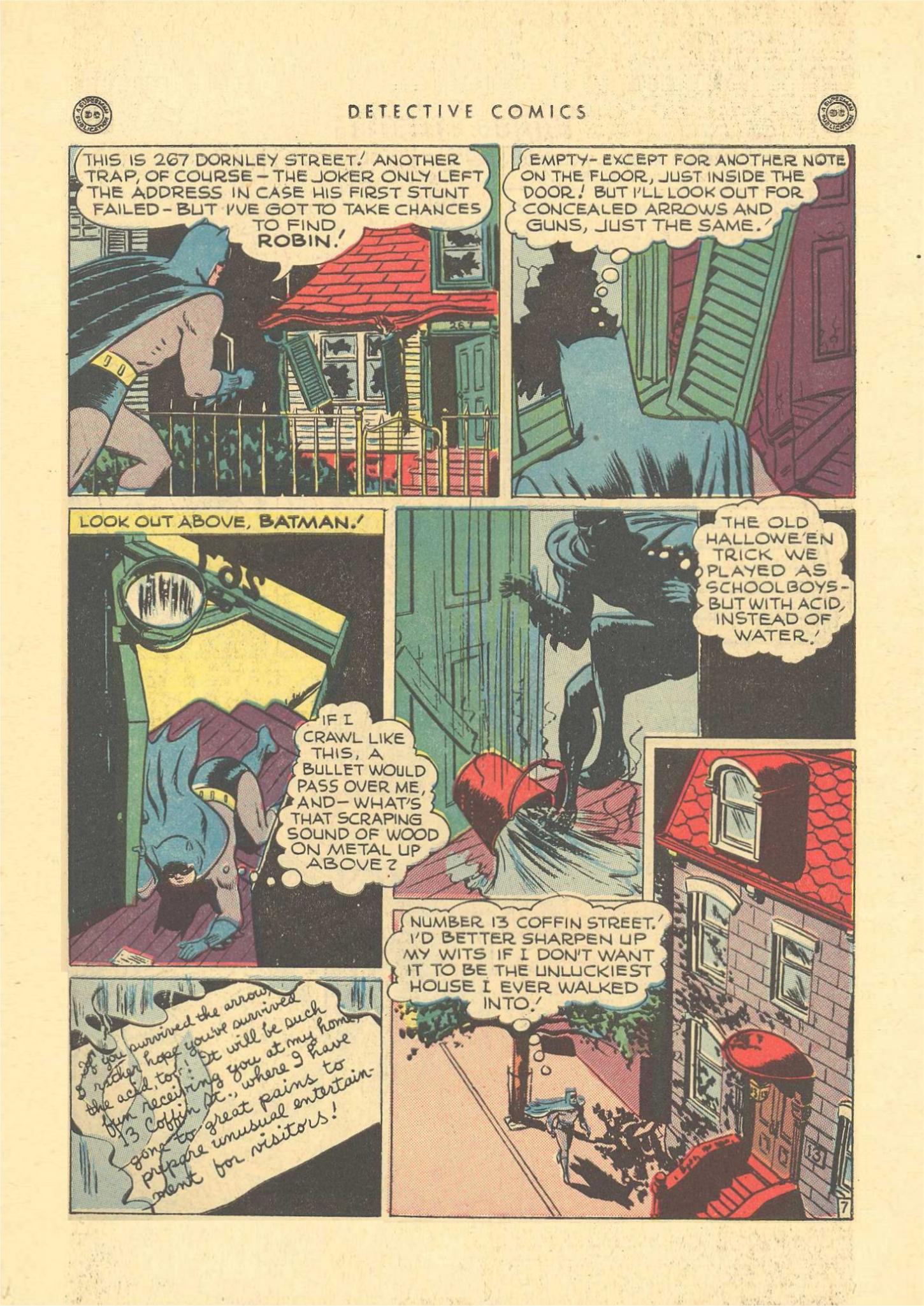 Read online Detective Comics (1937) comic -  Issue #109 - 9