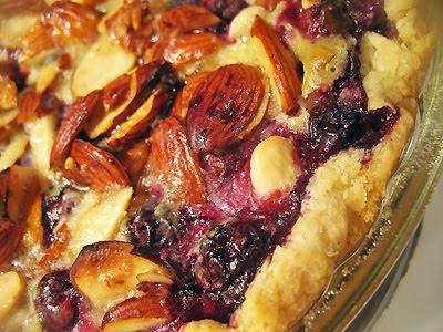 Food Network Blueberry Pie Alton Brown