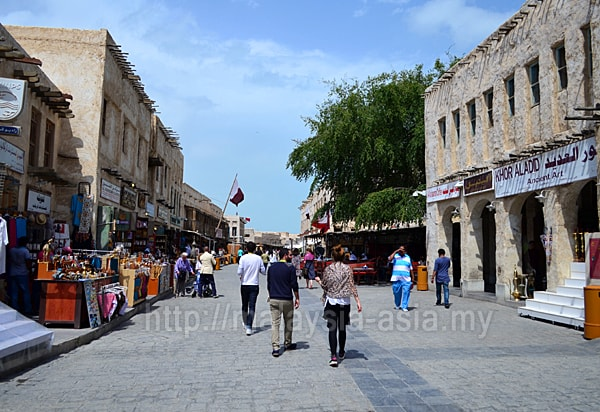 Picture of Souq Waqif