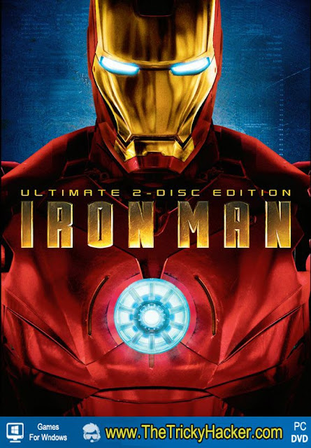 Iron Man 1 Free Download Full Version Game PC