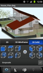 AUTOCAD WS  1.5.2 FOR ANDROID APK