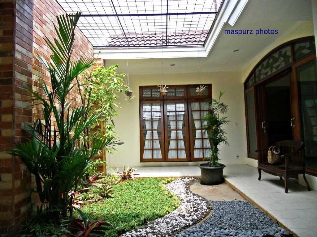 33 Taman Minimalis Dalam Rumah Indoor Ukuran Kecil Dengan