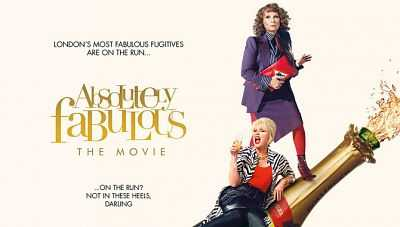 Absolutely Fabulous The Movie (2016) Hindi - English 300mb Movie BDRip