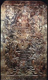 Palenque Mezar Taşı ve Hakkında Yapılan Analizler