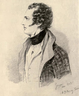 Lord Byron from A Journal of the Conversations of Lord Byron with the Countess of Blessington (1893)