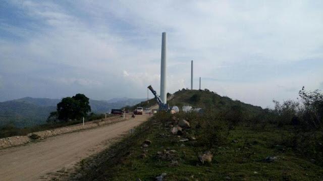 'Kebun Angin' Pertama RI 75 MW, Bisa Listriki Puluhan Ribu Rumah di Sulsel