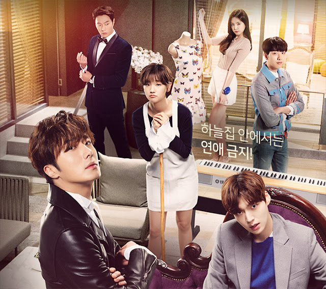 Download Drama Korea Cinderella and Four Knights Batch Subtitle Indonesia