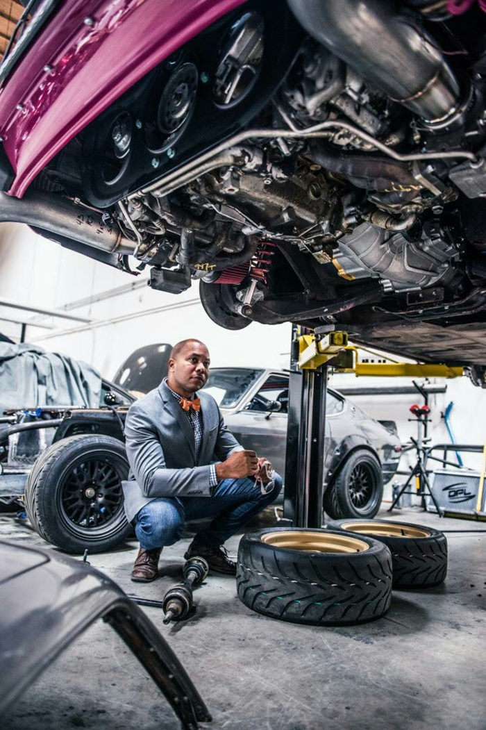 Meet Bisi Ezerioha, Builder Of The Fastest Carbureted Front-Wheel Car In The World - AutoReportNG