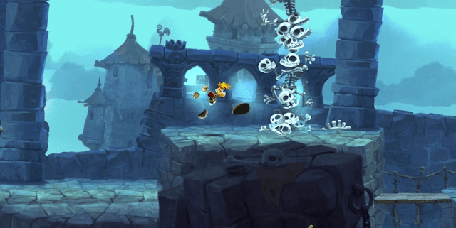 Download android game rayman petualangan