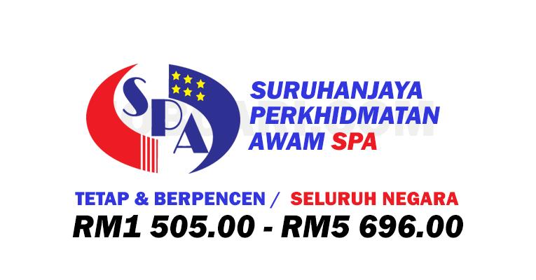 Jawatan Kosong Terbuka di Suruhanjaya Perkhidmatan Awam SPA 2018