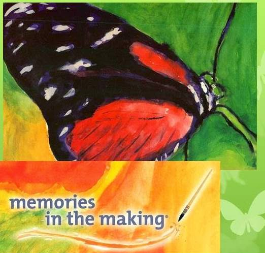 Art Beyond Dementia - click for caregiver resources on My Writer's blog