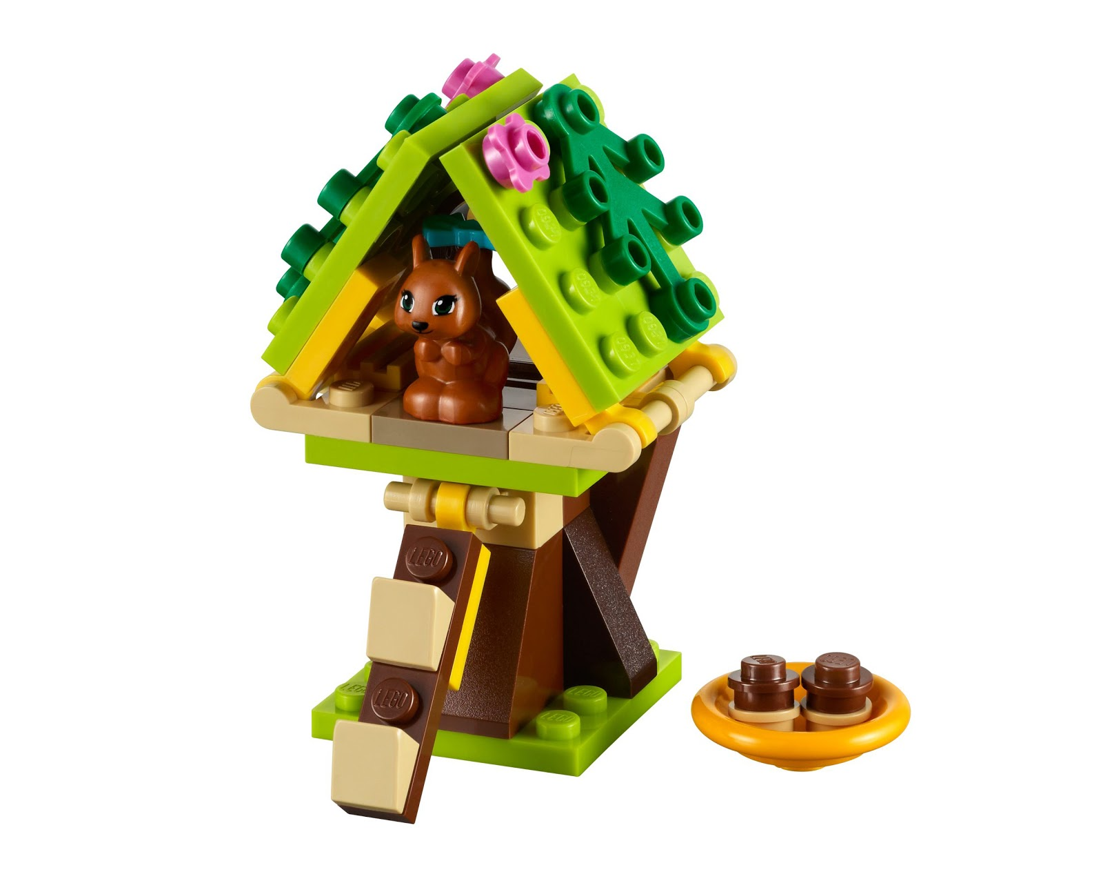 brick friends lego 41017 squirrel 39 s tree house. Black Bedroom Furniture Sets. Home Design Ideas