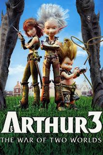 Arthur 3: Razboiul celor doua lumi online dublat in romana