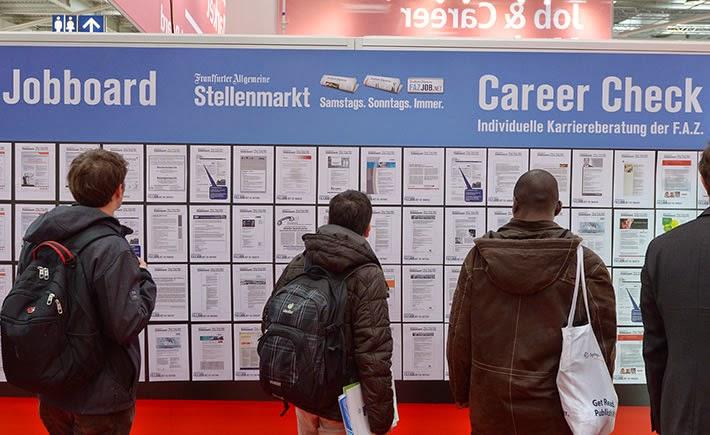 En el mundo, existen cerca de 7,000 millones de habitantes, de los cuales 5,000 millones son mayores de 15 años en edad de trabajar y tan sólo 3,000 millones cuentan con un empleo, de estos sólo 1,200 millones son trabajos permanentes. (Foto: Hannover Messe)