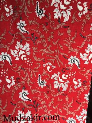 Grosir Kain batik di Surabaya harga murah