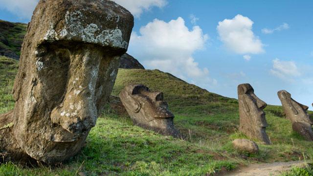 Misteri-Easter-Island