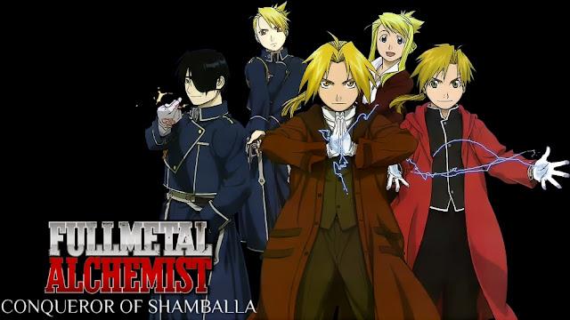 Download Fullmetal Alchemist: The Conqueror of Shamballa Subtitle Indonesia