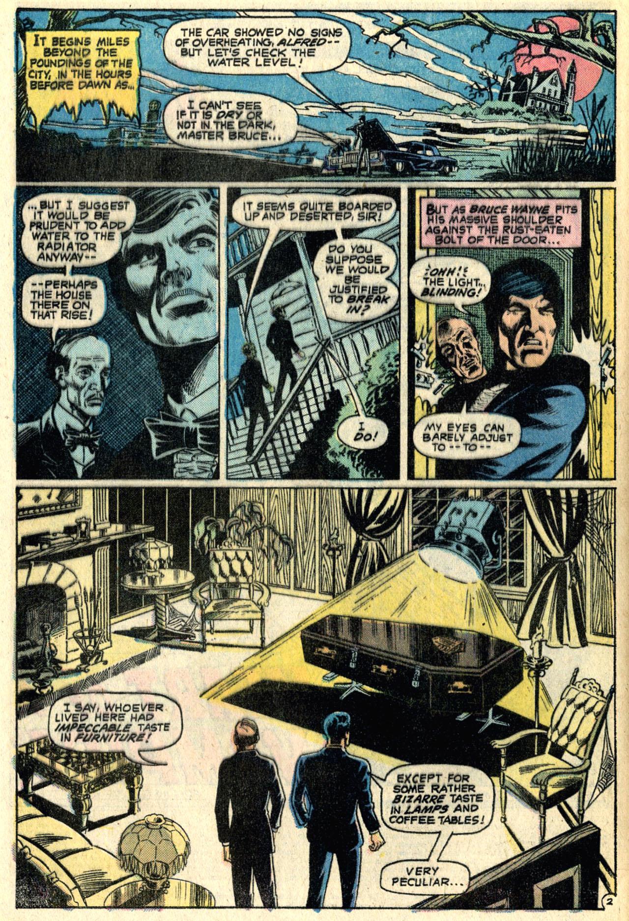 Detective Comics (1937) 455 Page 3