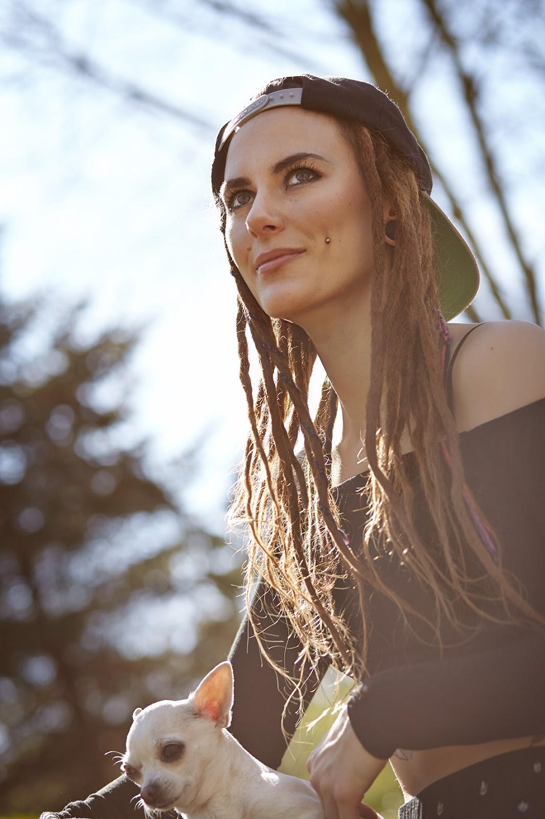 Corinna | Menschenskinder On Tour - Van Rutherford Photography