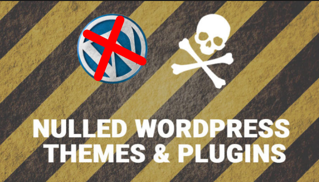 What are Nulled WordPress themes/plugins? Can we use them? | Red