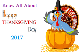 Know all about Happy thanksgiving day 2107