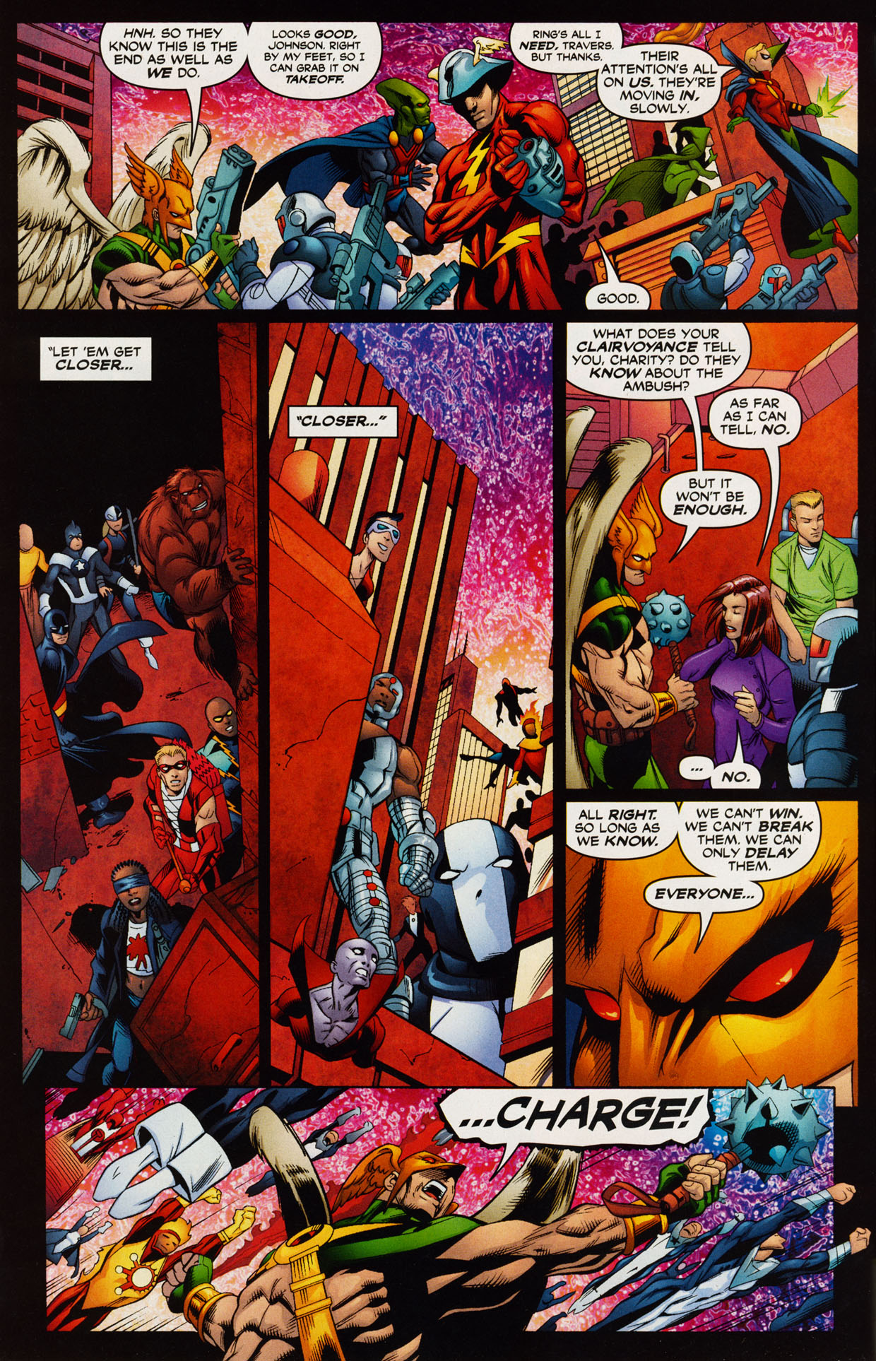 Read online Trinity (2008) comic -  Issue #39 - 5