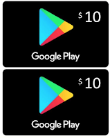 Duo Google Play Store cards por 20 dólares para 100 GB de Google Drive