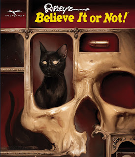 Zenescope Ripley's Believe it or Not Graphic Novel