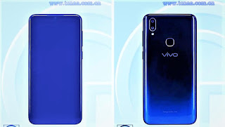 are confirmed afterwards the certification of this outcry upwards on the TENAA Vivo Z3 Specifications are listed on the TENAA